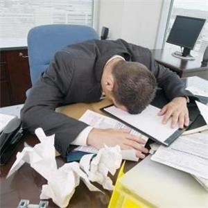 man-stressed